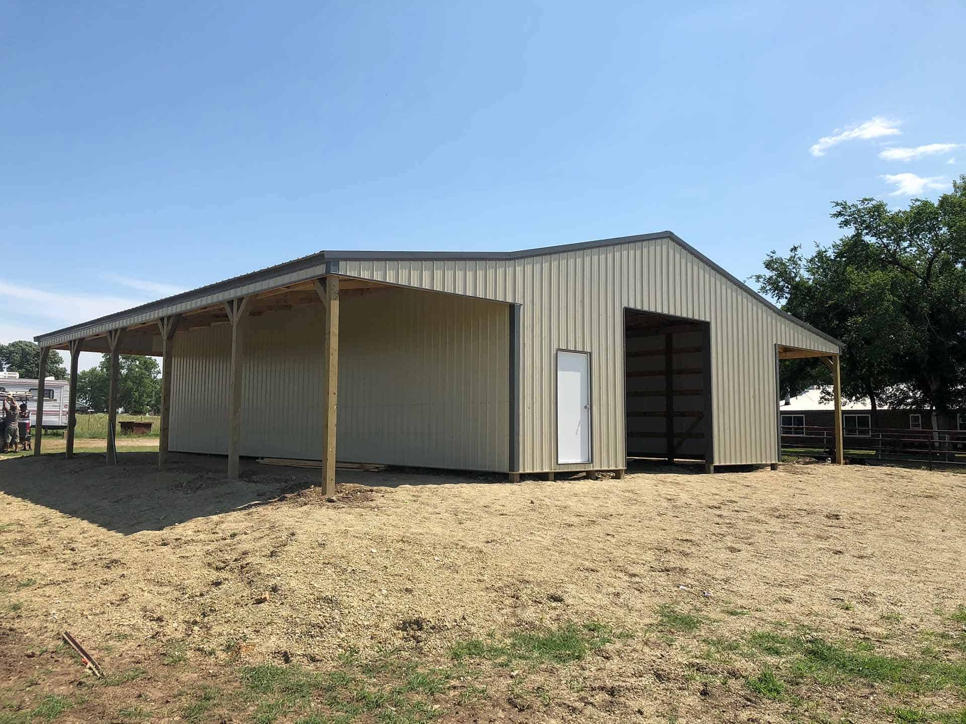 pole barn builder in Oklahoma