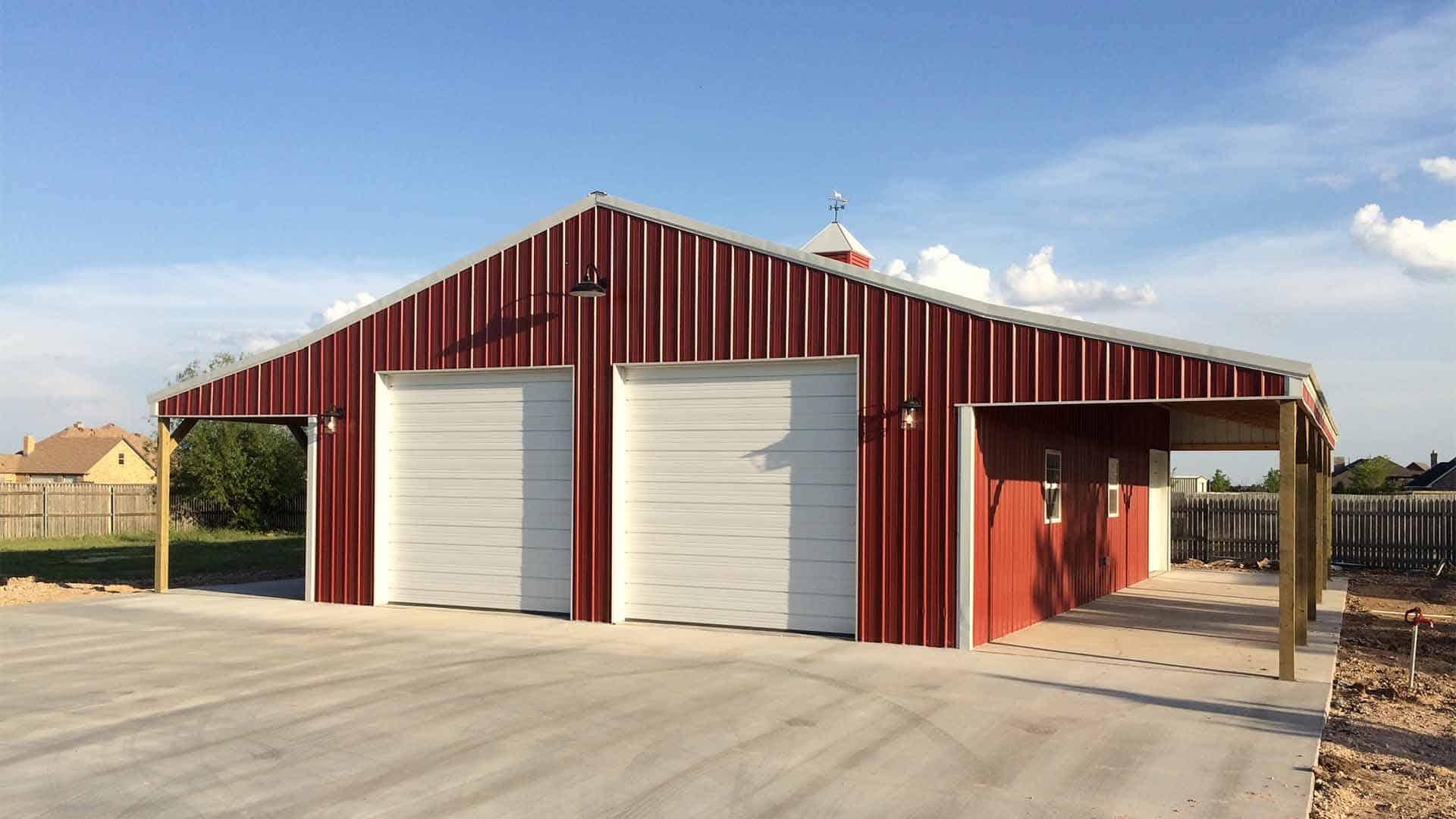 Oklahoma Pole Barn Builder Legacy Barn Company