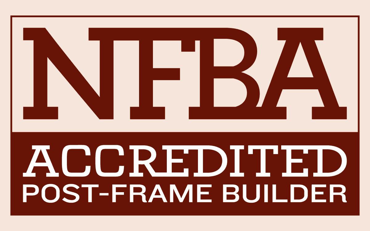 NFBA Accredited Post-Frame Builder