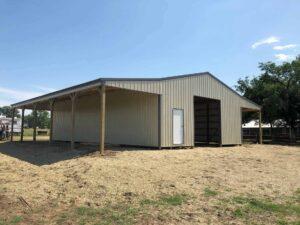 Oklahoma Pole Barns