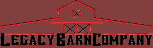 Oklahoma Pole Barn Builder - Legacy Barn Company Logo